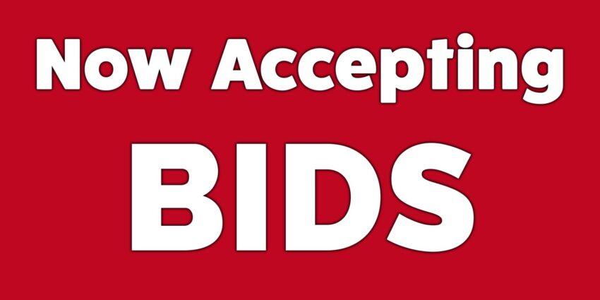 Accepting Bids