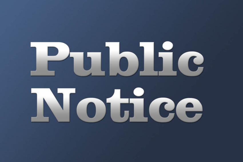 December 8, 2020 Virtual Meeting Web Notice
